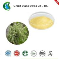 Quality Usnea Diffracta Vain Extract Powder With 98% Usnic Acid Medical And Food Grade wholesale