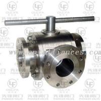 China High Pressure 3-Way Ball Valve Q45F on sale