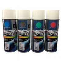 Quality 400mL spray film for head lights, 4 colors are available wholesale