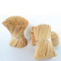 China Best Price Round Bamboo Agarbatti Sticks, Unscented Incense Sticks on sale