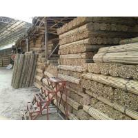 Buy cheap Whangee Pole,Decorative Bamboo Pole for Garden from wholesalers
