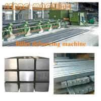 Quality Industrial Automatic Steel Billet Grinding Deburring Machine wholesale