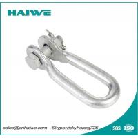 China U Type Anchor Clevis for Overhead Power Line Hardware Fitting on sale