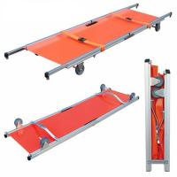 China Cheap Price Aluminium Alloy Folding Stretcher with Small Packing Size on sale