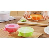 China Factory Direct Sell 6 Cavity Donut Baking Pan Non-Stick Silicone Cake Baking Tray Cake Mould on sale