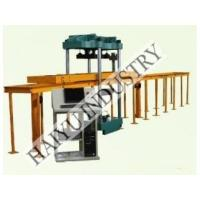 Quality Concrete sleeper equipment Railway Sleeper Static Load Testing Machine wholesale