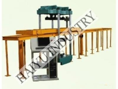 Cheap Concrete sleeper equipment Railway Sleeper Static Load Testing Machine for sale