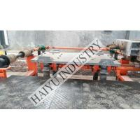 Buy cheap Concrete sleeper equipment Railway Sleeper Vibration Table from wholesalers