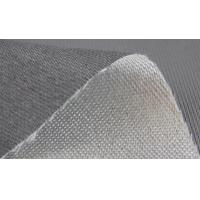 China 666S-120LG1 Wet Silicone Coated Fiberglass Clothes,one Side,grey on sale