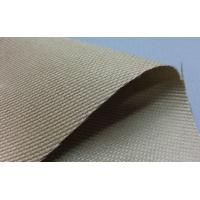 Quality SILICA84-V SILICA Fiber Heat Resistant Clothing with Vermiculite Coating on Both Sides wholesale