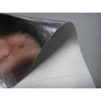 Quality AL7628 Aluminum Foil Laminated Fiberglass Insulation Fabrics wholesale
