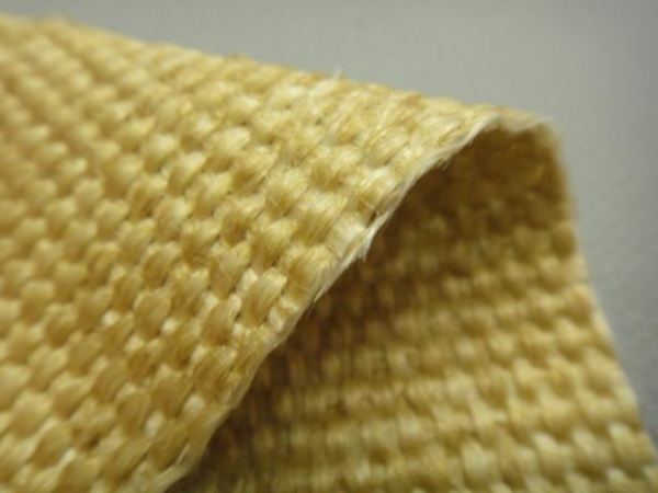 Cheap FG105TV 3MM Fire-proof Vermiculite Coated Heat Resistant Fiberglass Fabrics for sale