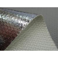 Quality AL666 Aluminum Foil Laminated Fiberglass Insulation Fabrics wholesale