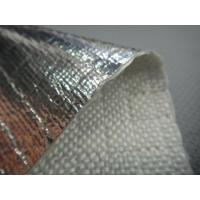 Quality ALFW800 Aluminum Foil Laminated Fiberglass Insulation Fabrics wholesale