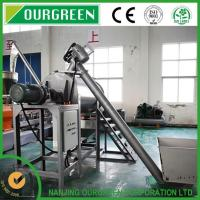 Quality CE / ISO Fully Automatic XPS Production Line 75T / 200 for Extruded Polystyrene wholesale