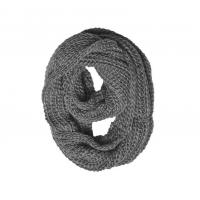 Quality Thick Knitted Winter Warm Infinity Scarf wholesale