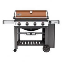 China Weber Genesis II SE-410 LP Gas Grill Copper 62020201 on sale