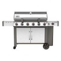 Quality Weber Genesis II LX S-640 LP Gas Grill Stainless 63004001 Free Shipping in Continental US wholesale