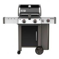 China Weber Genesis II LX E-240 LP Gas Grill Black 60014001 on sale