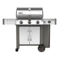 Quality Weber Genesis II LX S-340 LP Gas Grill Stainless 61004001 Free Shipping in Continental US wholesale