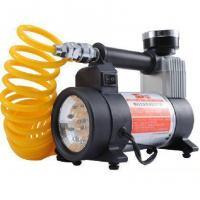 China 12v Portable Car Air Pump With Air Gauge Electric SUV Dedicated Power Play Pump on sale