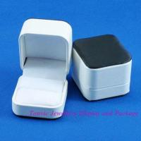China High Quality Leatherette Ring Box 120329RB-01 on sale