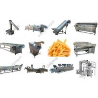 Quality Full Automatic French Fries Production Line For Sale wholesale