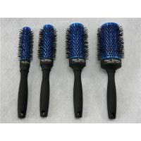 Quality All Changle Color Ceramic Round Brush Curling Hair Straightening wholesale