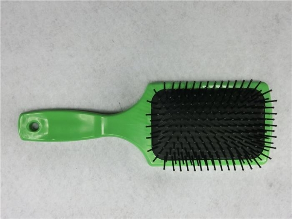 Cheap Natural Bristle Paddle Hair Brush for Curly/Straightening Hair for sale