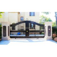 Quality Custom class forged iron products Forged wrought iron gates wholesale