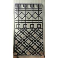 Quality Custom class forged iron products Flat open iron gates wholesale