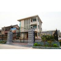 Quality Custom class forged iron products Courtyard wrought iron gates wholesale