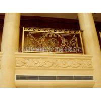 Quality Custom class forged iron products Iron balcony wholesale