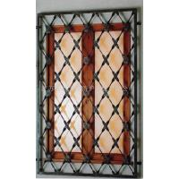 Quality Custom class forged iron products security window wholesale