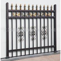 Quality Custom class forged iron products Wrought iron fence wholesale