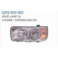 Quality HEAD LAMP LH 1743684/1699300/1641742 wholesale