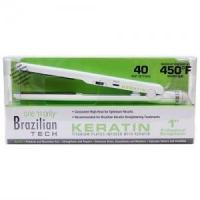 China BaBylissPro One 'n Only Brazilian Tech Keratin 1 Straightening Iron - ONOBT2510 on sale