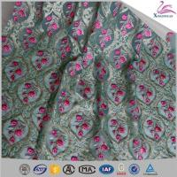 Quality New Lace Fabric Tulle Embroidered Sequin Lace Fabric wholesale