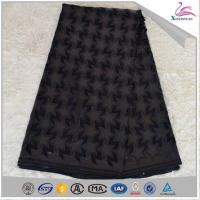 Quality 2017 Laser Cut Embroidery Fabric for Clothing wholesale