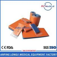 Quality 36 inch orange and blue first aid splint SAM type wholesale