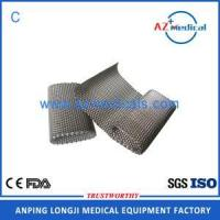 Quality Foldable Aluminum alloy Wire mesh Splint wholesale