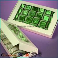 Buy cheap Candies Packaging Cardboard Boxes With Window from wholesalers