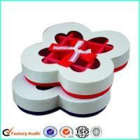 Buy cheap Fancy White Chocolate Truffle Wrapping Boxes from wholesalers