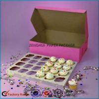Quality Pink Cake Packaging Paper Boxes wholesale