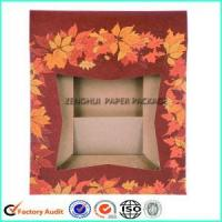 Quality Red Papaerboard Cake Paper Storage Box wholesale