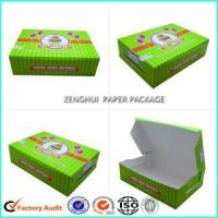 Quality White card made cake package paper box wholesale
