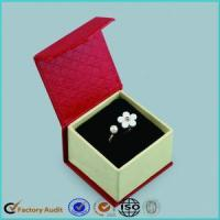 Cheap Fancy Engagement Ring Box for sale