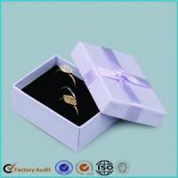 Cheap Unique Design Small Jewelery Engagement Ring Box for sale