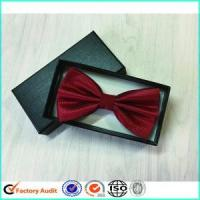Quality Cheap Bow Tie Boxes Packaging wholesale