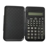 China 10 Digits Pocket Scientific Calculator with Flip Cover, Students Scientific Calculator on sale